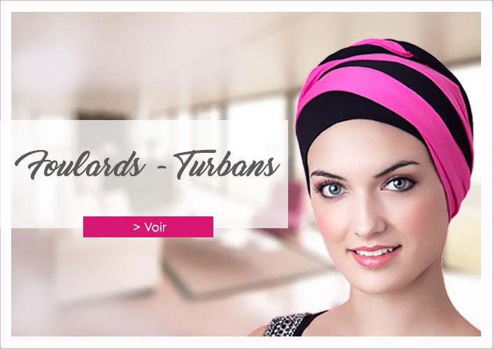 Foulards et turbans Chimio
